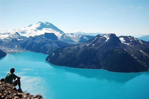 Panorama Ridge at Garibaldi Lake Hikes near Vancouver http://www.unifiedstream.com/top-10-day-hikes-near-vancouver-british-columbia/