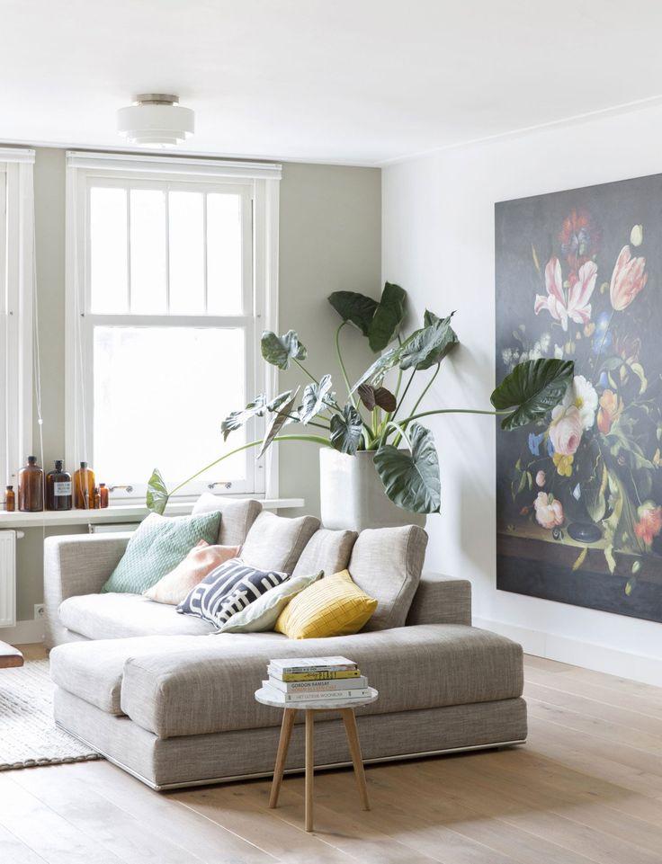 Inspirasi Ruang: L Sofa