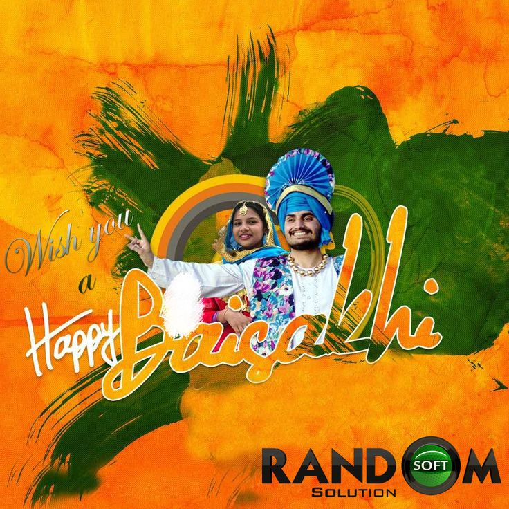 We wish you a very Happy #Baisakhi. May Waheguru Ji accept your good deeds, bring all the years full of love and contentment. Regards: All ★randomsoftsolution.com★ team