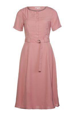 Sukienka koszulowa - mauve