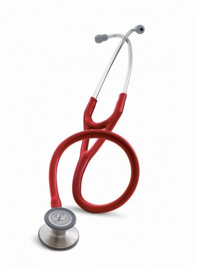 Littmann Cardiology III Stethoscope: Red 3140 $168.29 With my name engraved in it