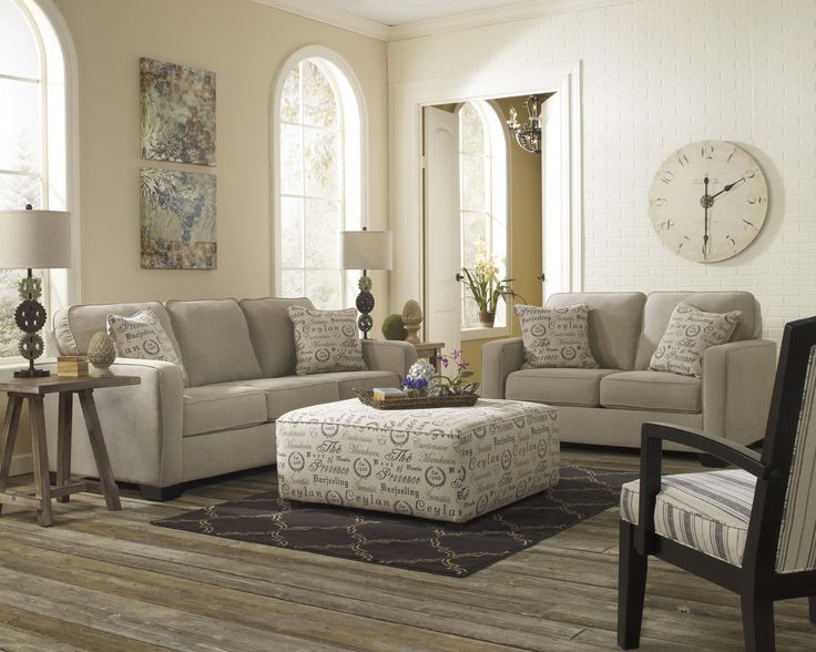 Alenya   Quartz Stationary Living Room Group By Signature Design By Ashley