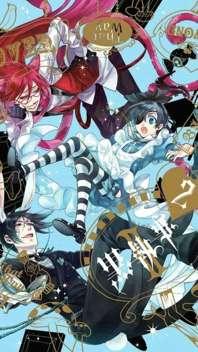 Ciel in Wonderland :3