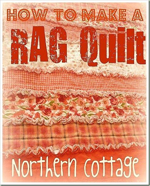 Rag Quilt Patterns | Rag Quilts