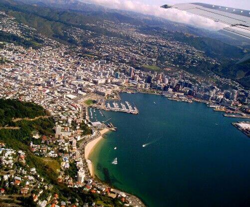 Wellington New Zealand