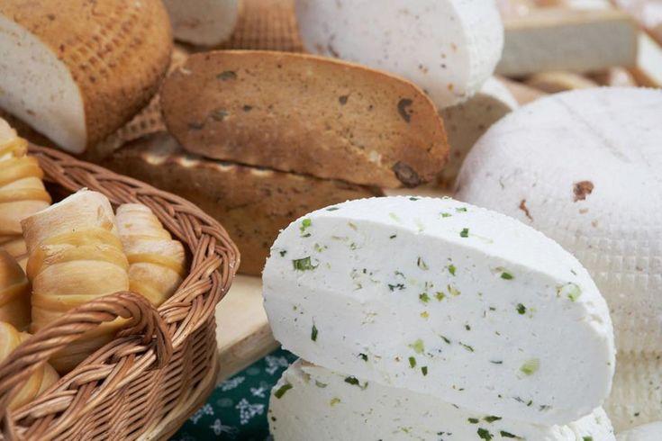 A kecsketej és -sajt gyógyító ereje