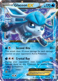 Glaceon-EX                                                                                                                                                                                 More