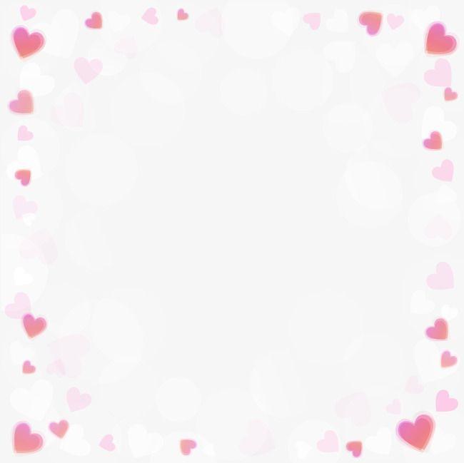 Amour De Rose De Vecteur De Bordure Bordure L Amour L