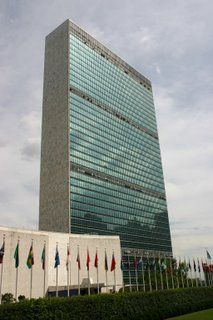 United Nations Building - Oscar Niemeyer & Le Corbusier - New York, USA