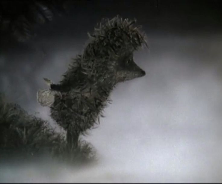 Ёжик в Тумане (Hedgehog in the Fog) watched this a couple days ago and fell in love with it! ^_^