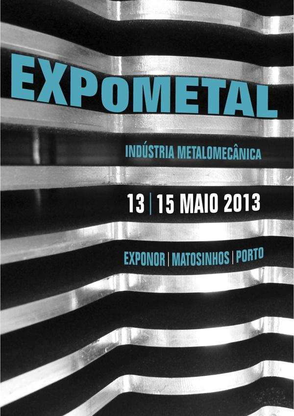 Expometal by Rui Sousa, via Behance