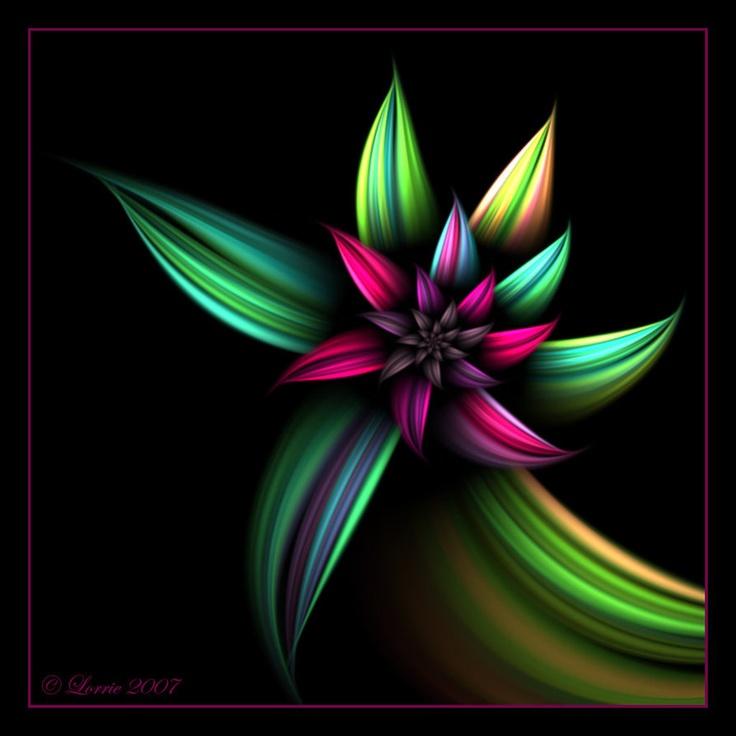 Flower 2 By Colliemom
