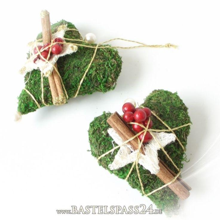 Tischdeko weihnachten basteln mit kindern  580 besten Weihnachtsdeko Bilder auf Pinterest ...