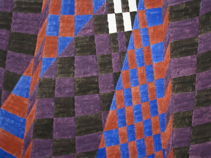 O pintor ítalo-brasileiro, Alfredo Volpi, é tema de uma expô no Mam! A novidade traz 50 obras, entre estudos e pinturas, que mostram seu período próximo ao abstracionismo geométrico