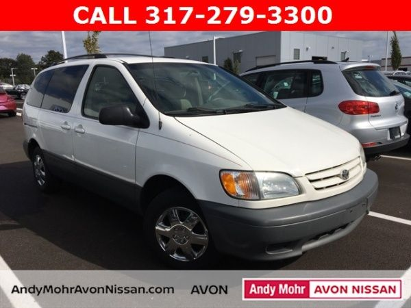 Used 2002 Toyota Sienna for Sale in Avon, IN – TrueCar