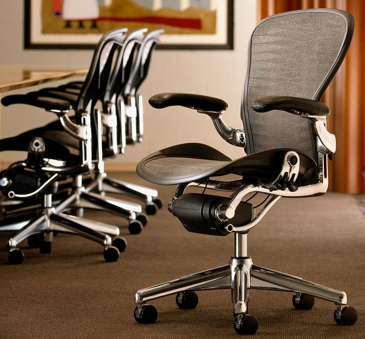 Does the US make the best chair money can buy? The world's many corporate citizens who use the Aeron chair probably think so. The iconic office seat is touted by its manufacturer Herman Miller, Inc. as the only chair people can recognize by name. The company, headquartered in Zeeland, MI, has been producing furniture for the home and office since 1923.