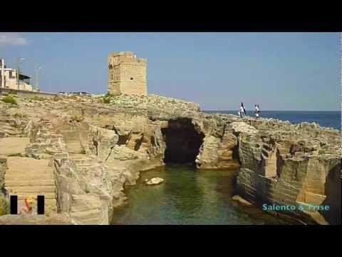 Salento Marina Serra-Insenatura e Torre Palane - YouTube