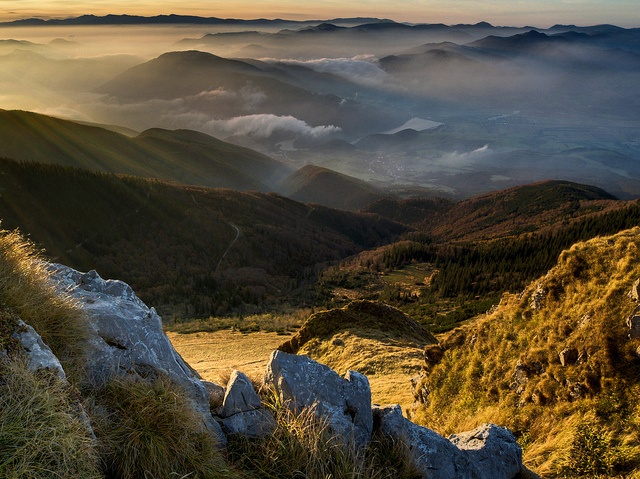 From the top to bottom | Malá Fatra
