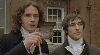 James D'Arcy and Blake Ritson as Tom and Edmund Bertram ~ Mansfield Park (2007)