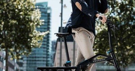 Lanzan+una+nueva+bicicleta+eléctrica++plegable+que+puede+guardarse+en+solo+10+segundos