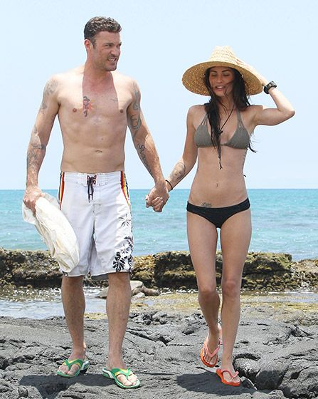 Megan Fox and Brian Austin Green spent their honeymoon at the Four Seasons Resort Hualalai