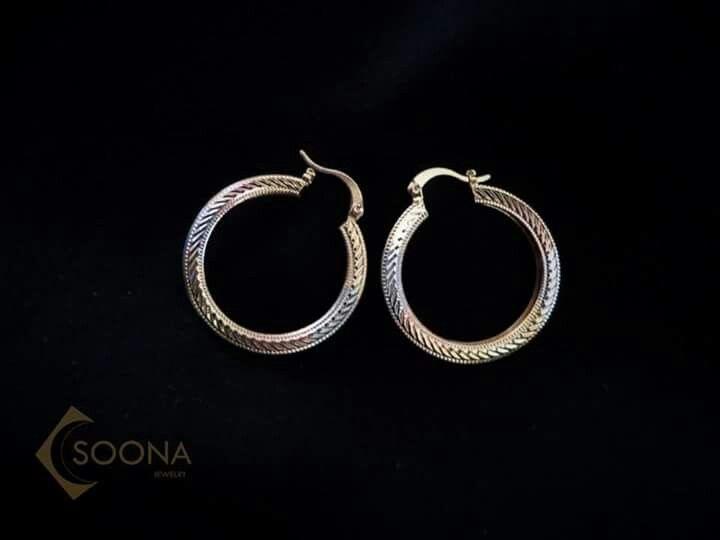 Aretes dorados, Plata y bronce. Soona Jewelry. Todo para tu look. Complementa tu outfit.  Entrega inmediata en Aguascalientes,envíos a todo México.