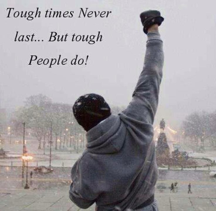Rocky Balboa Life Is Hard Quote: 25+ Best Rocky Balboa Quotes On Pinterest