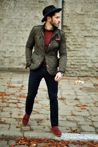 MĘSCY BLOGERZY MODOWI. Najlepsze jesienne stylizacje męskich blogerów! #flowear #fashion ✻ www.flowear.org