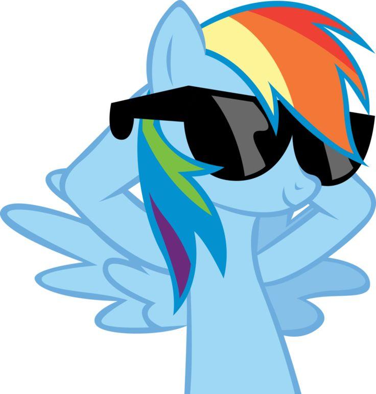 Pony Got Swag Myfavoritemylittlepony Mlp Mylittlepony Bronie Pinterest Rainbow Dash
