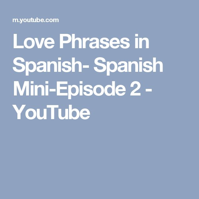 flirting quotes in spanish dictionary language words youtube