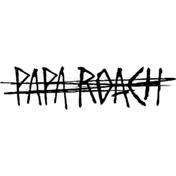 Papa Roach Logo Baby Onesies Customon Papa Roach Papa Baby Onesies