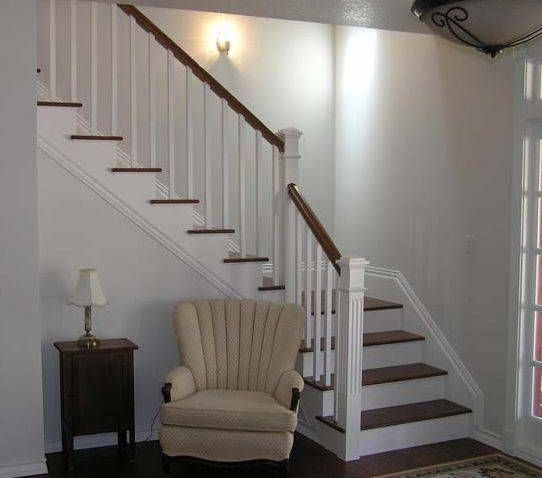 Staircase Railings Staircases And Stairs On Pinterest