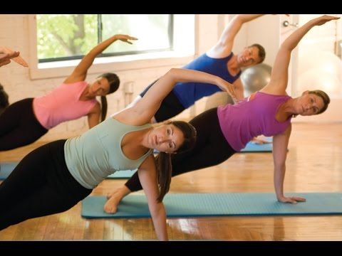 50 Minutes Pilates Workout Class For Beginners | Step By Step To Tone Your Body! - YouTube