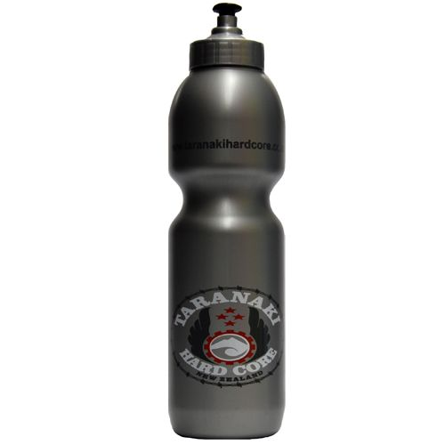 Taranaki Hardcore Drink Bottle http://thc.co.nz/catalogue/store.html#!/~/product/category=995961&id=4146924