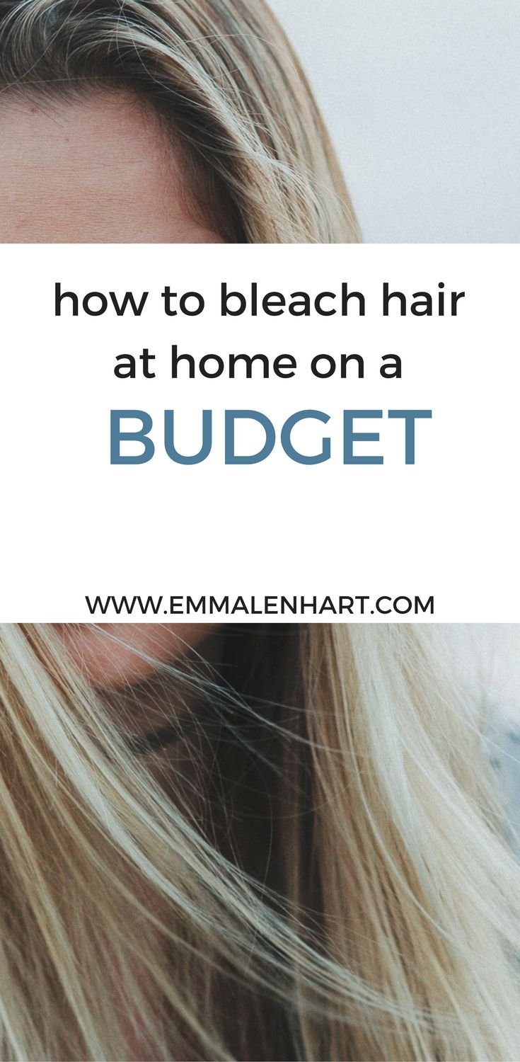 how to get platinum hair without bleach