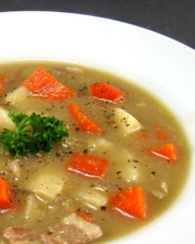 Kartoffel Suppe (Bavarian Potato Soup) - Oktoberfest - Outdoor Wednesday