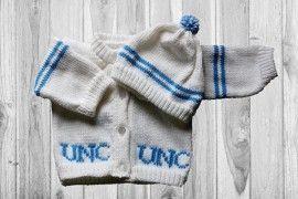 UNC Baby Sweater