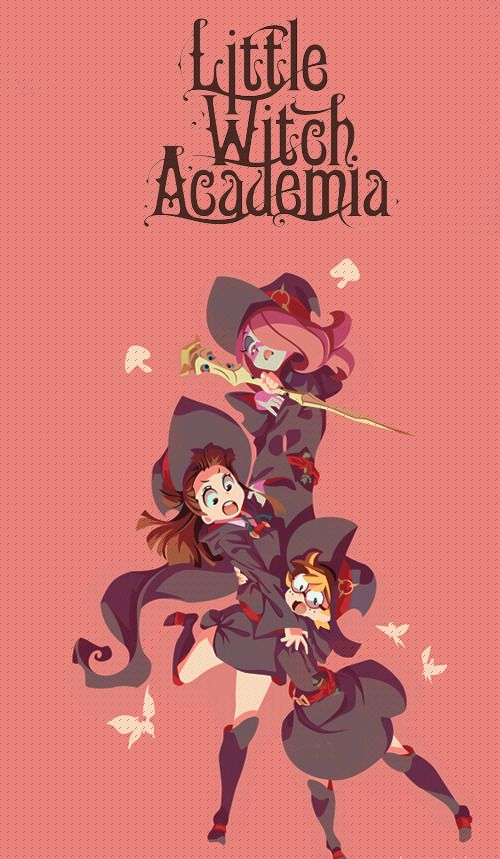 Little Witch Academia | Wallpaper