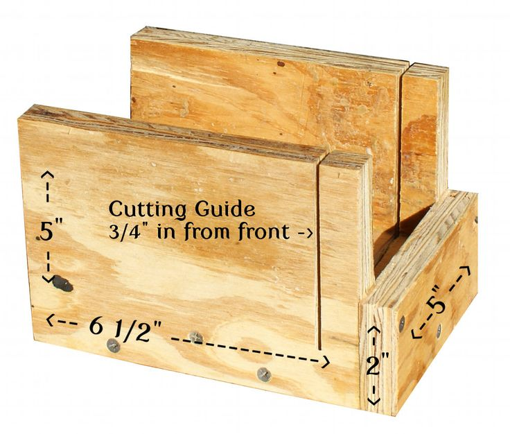 Make your own DIY Soap cutter so you'll have a simple guide to consistently and evenly cut your homemade soaps into bars.