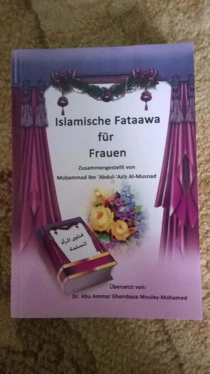 """Neuauflage von """"Dar al-Balagh""""  Man knüpft hier an den Solinger Buchdruck an und möchte das Werk wieder publik man. Die Fatwa Nr. 128 wurde jedoch im Bezug auf die Lage in Syrien entfernt."""