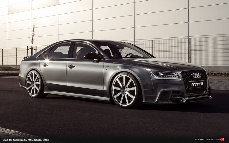 #MTM Teases #Audi #RS8 with New #S8 #Talladega Build #AudiHuntValley #quattro