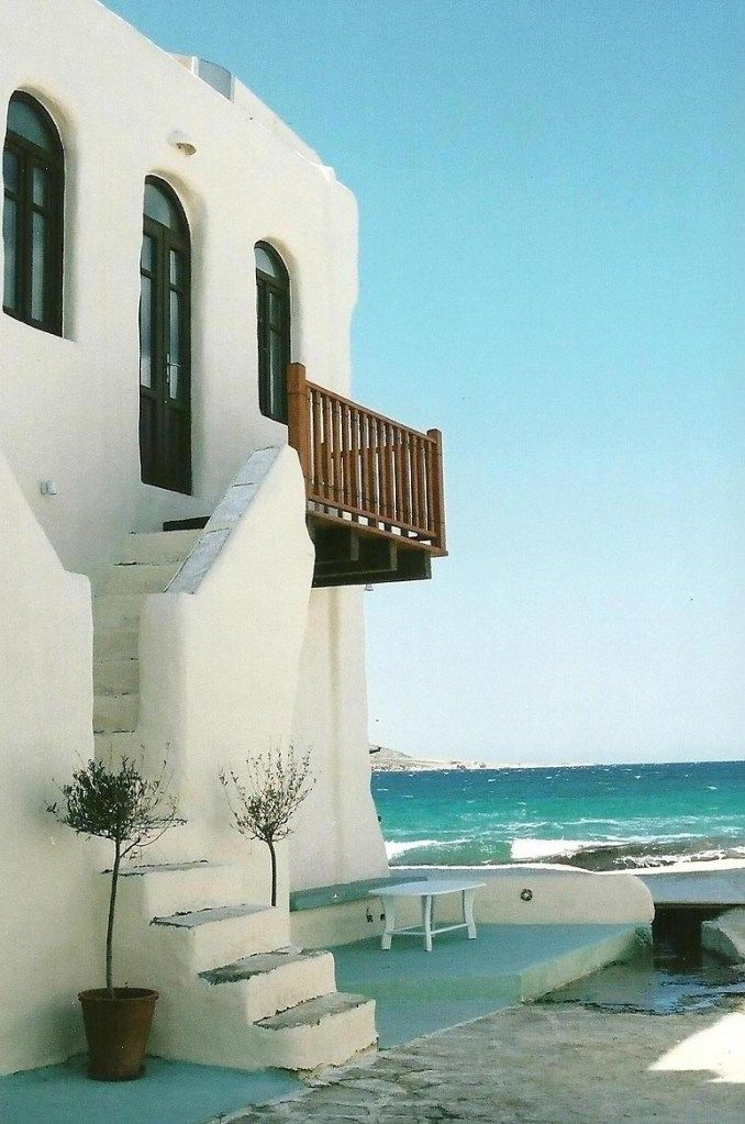 Sanctuary, Paros, Greek Islands The island I spent a magical time on at my cousins house. Ahhh