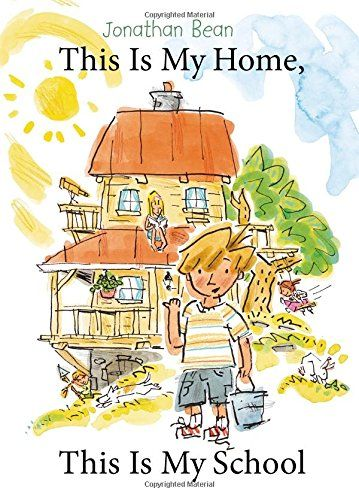 MOCK CALDECOTT SPRING 2016: This Is My Home, This Is My School, author/illustrator Jonathan Bean - MAIN Juvenile  PZ7.B367 Thi 2015 - check availability @ https://library.ashland.edu/search/i?SEARCH=9780374380205