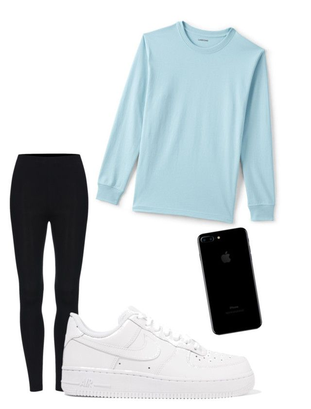 👌 by tamas-erdos on Polyvore featuring polyvore Lands' End NIKE men's fashion menswear clothing