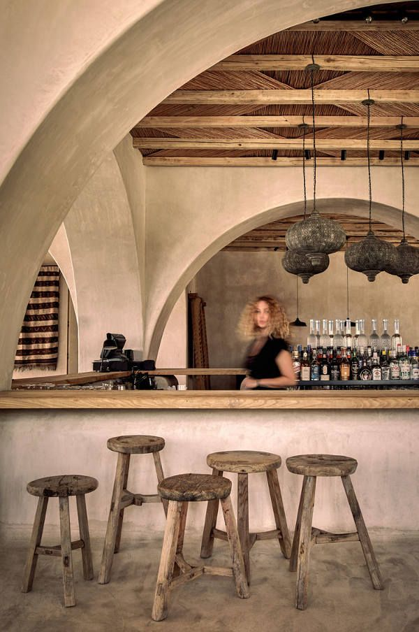 A RUSTIC CHIC VIBE ON THE ISLAND OF MYKONOS | THE STYLE FILES