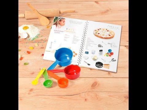 """Rezept Weckmänner Backen mit Kindern mit """"Kinderleichte Becherküche"""" Weckenmänner Becherküche - YouTube"""