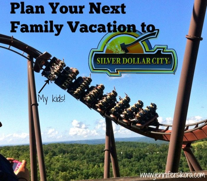 Plan Your Next Family Vacation to Silver Dollar City in Branson Missouri #exploreBranson #Usfg #travel