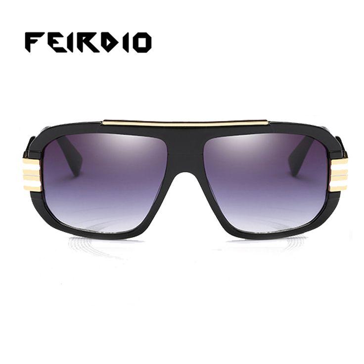 Feirdio Fashion Products Female Homens Sun Glasses Eye Glasses Steampunk Sunglas Resin Car Drivers Night Vision Goggles Drive #Affiliate