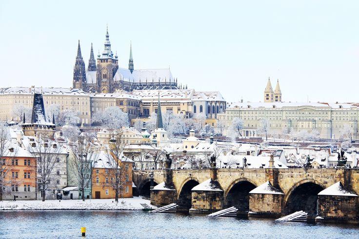 So günstig & hot geht Prag wirklich: 1 Nacht im mega 4* Hotel ab nur 44€ p.P. mit Frühstück