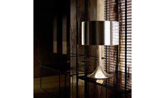 Flos Spunlight tafellamp   Van der Donk interieur